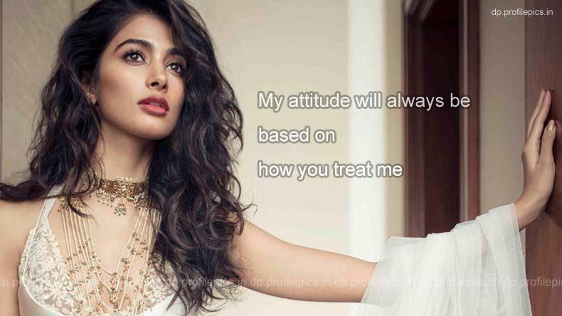 Attitude Girl Dp