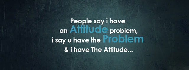 attitude profile pictures
