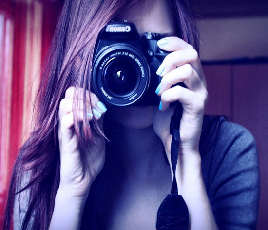 photo of girls for facebook hiding face № 15386