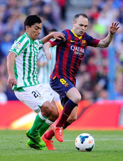 Andres Iniesta dp profile pictures for whatsapp facebook
