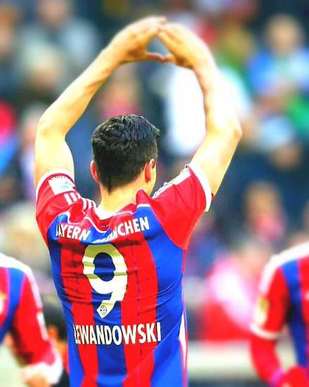 Robert Lewandowski dp profile pictures for whatsapp facebook