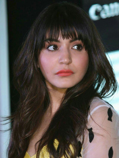 Anushka Sharma profile pictures