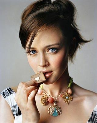 Alexis Bledel profile pictures
