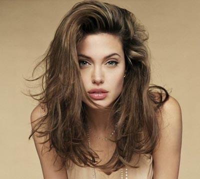 Angelina Jolie profile pictures