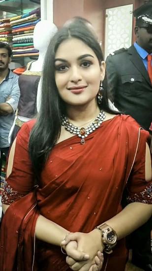 Prayaga Martin pics