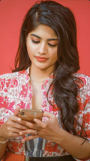 Megha Akash pics