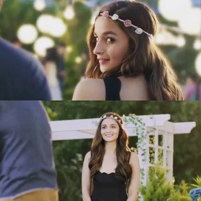 Alia Bhatt Awesome Pics with Crown