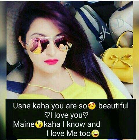 Attitude Girlz Pic For Whatsapp