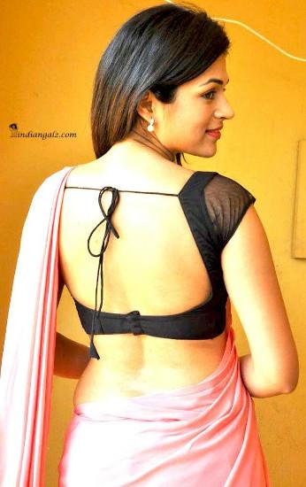 backless beauty