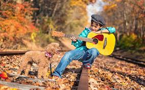 Boy with Guitar profile pictures