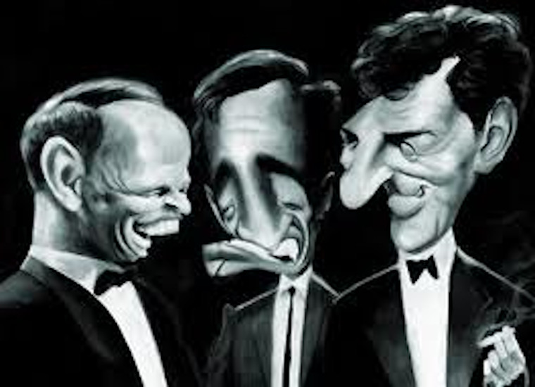 caricature of famous people