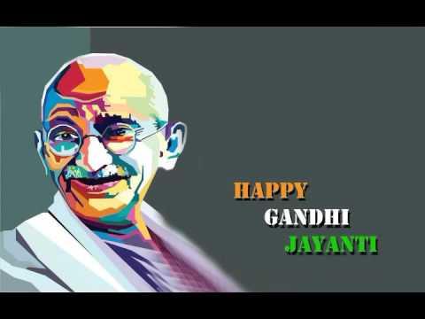Gandhi Jayanti DP