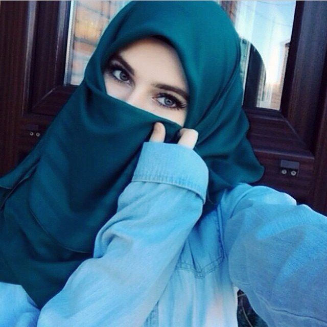 hijab girl pic