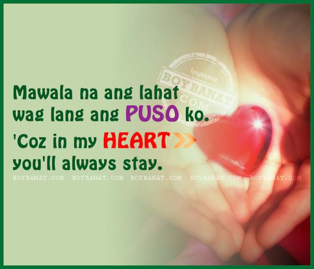 quotes tagalog patama sa ex gf relationship