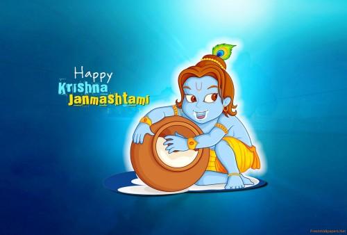 Janmashtami profile pics