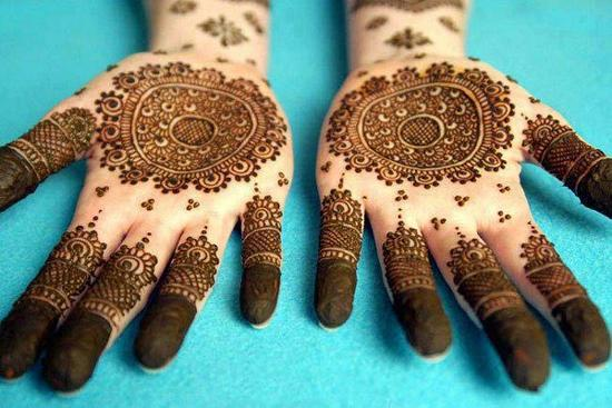 Mehndi profile pictures