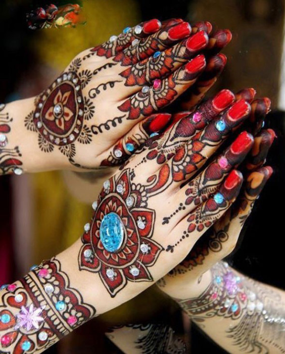 Mehndi profile pictures
