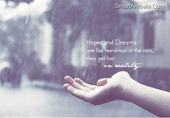 Dream Quotes About