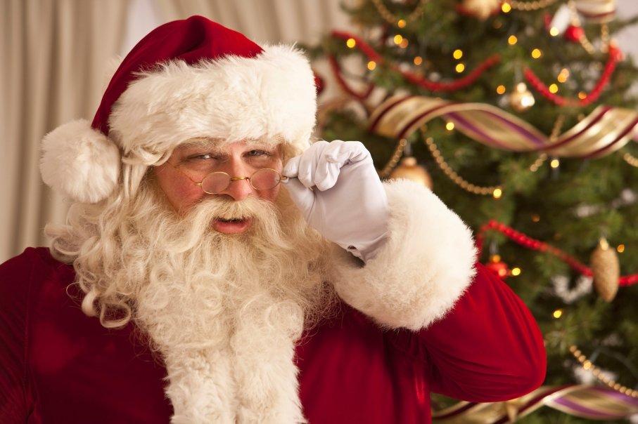 Santa Christmas Dp
