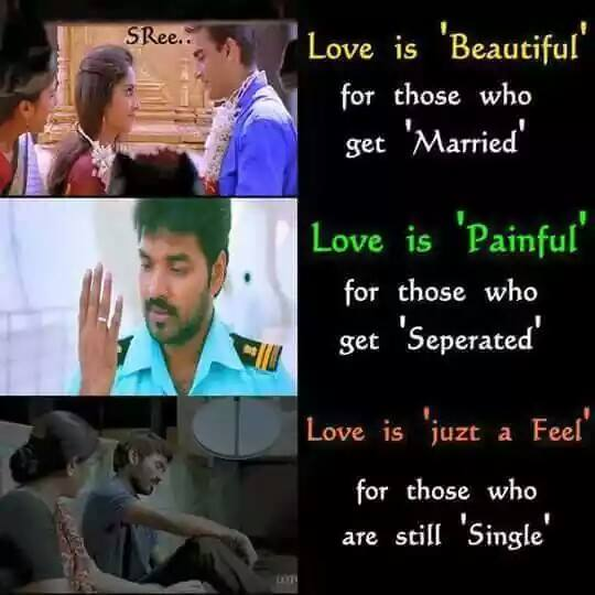 Tamil Movie Love Feeling Dialogue For Facebook Nemetas