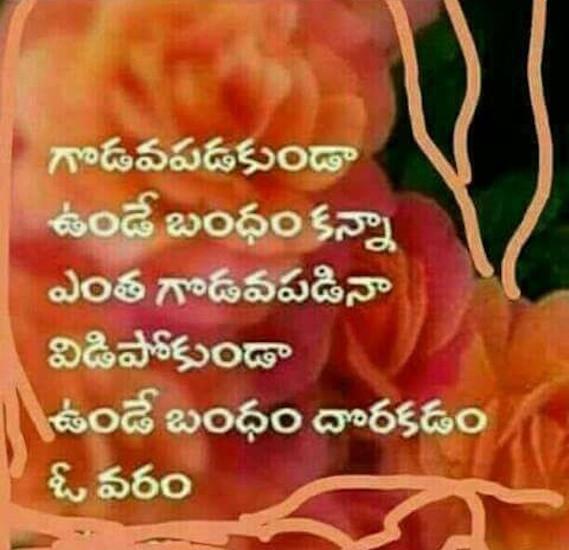 Telugu Love Quotes Telugu Dp Telugu Profile Pics
