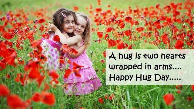 hug day profile pics