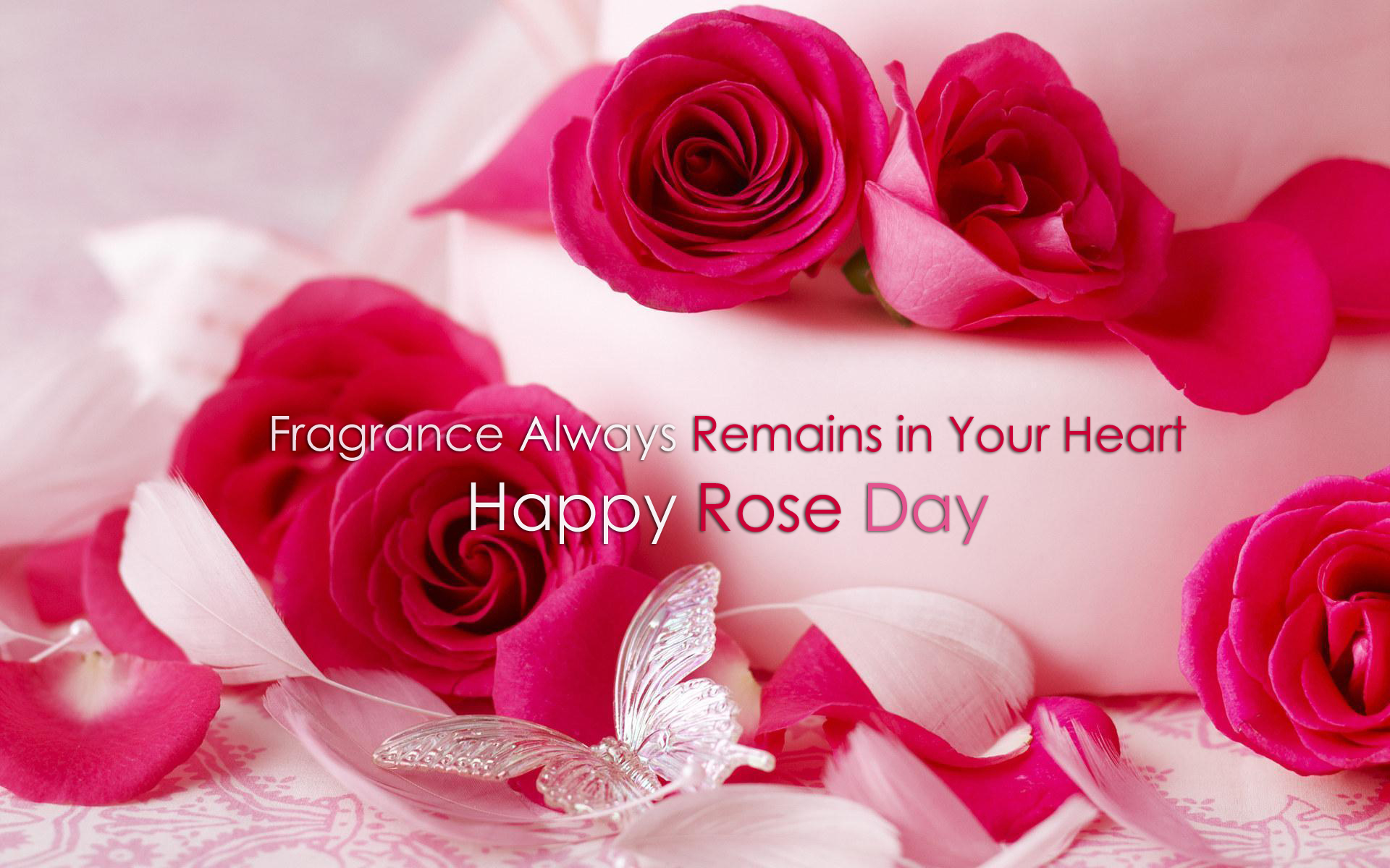 rose day profile pics