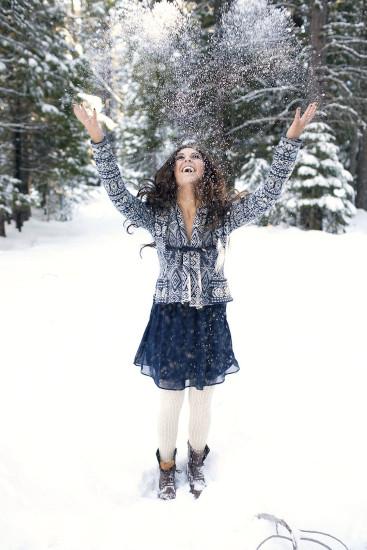 winter girls dp