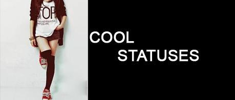 cool statuses